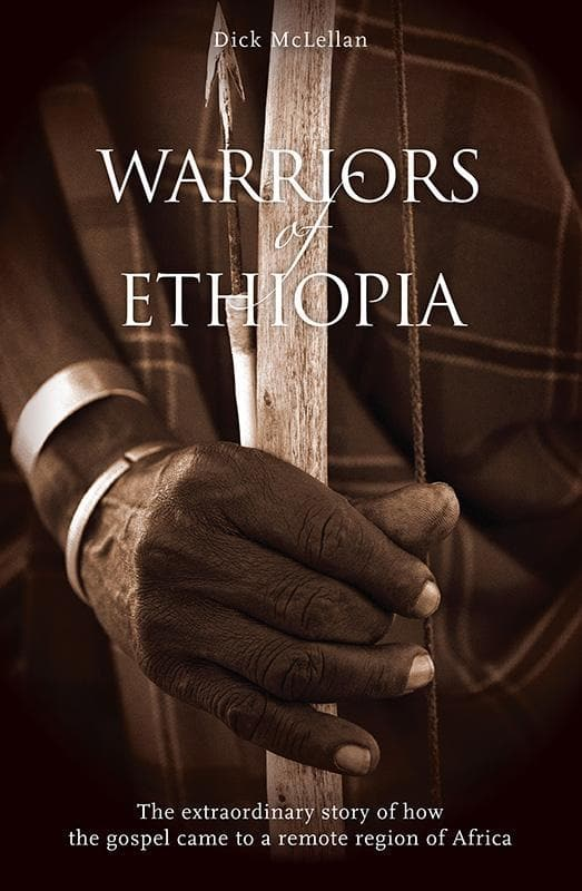 9781909559974-Warriors of Ethiopia-McLellan, Dick
