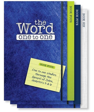 9781909611221-Word, The: One to One (John 5-10, Pk 2)-Borgonon, Richard; Taylor, William; Tice, Rico