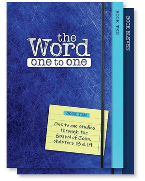 9781909611245-Word, The: One to One (John 18-21, Pk 4)-Borgonon, Richard; Taylor, William; Tice, Rico