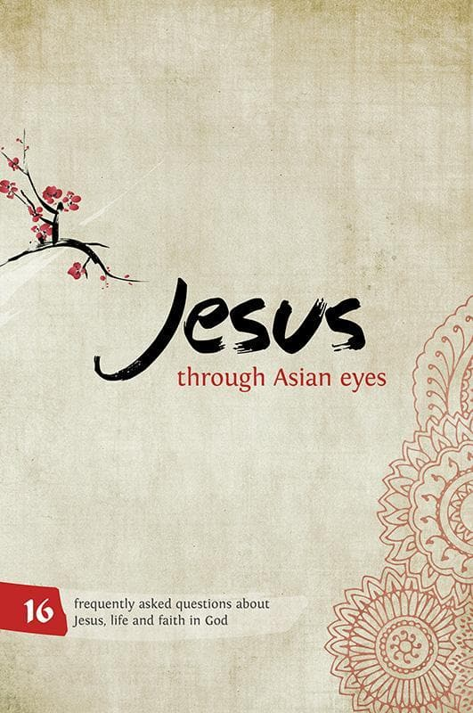 9781909919174-Jesus Through Asian Eyes Booklet-Thorne, Clive; Thomson, Robin