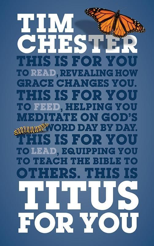 9781909919600-Titus For You-Chester, Tim