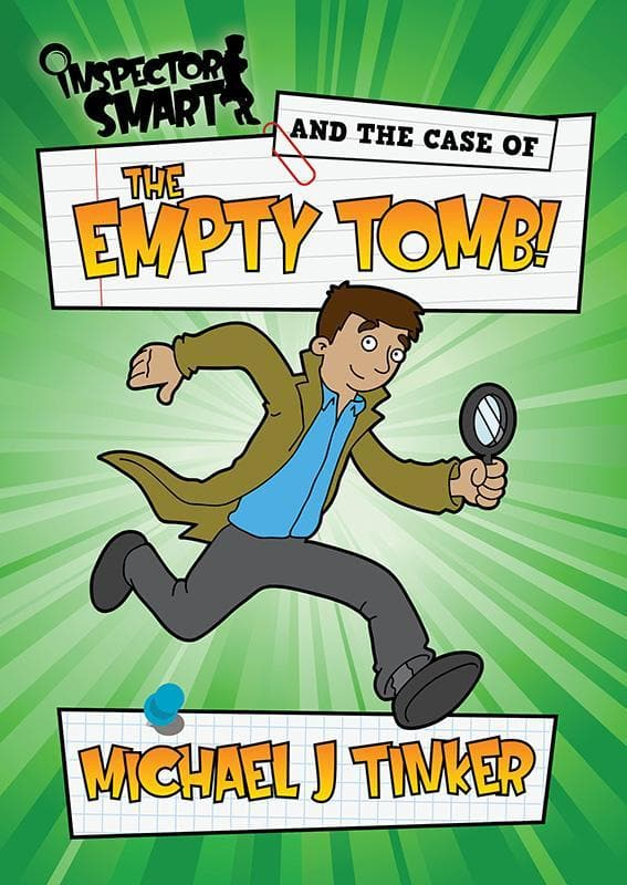 9781909919648-Inspector Smart and the Case of the Empty Tomb (4-7 year olds)-Tinker, Michael J