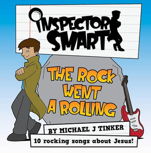 9781909919655-Rock Went a Rolling, The: Inspector Smart CD-Tinker, Michael J