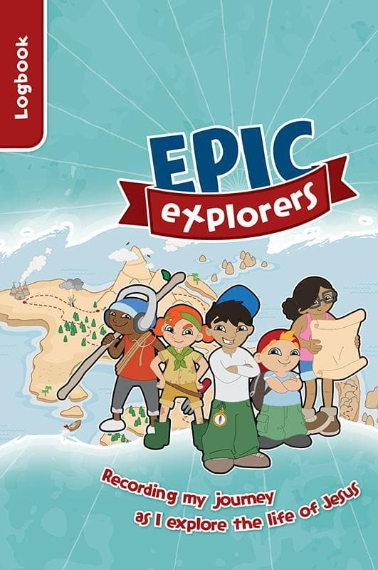 9781909919716-Epic Explorers Logbook (8-11 years)-Pollard, Tamar & Locke, Nate Morgan