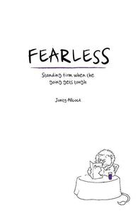 9781909919822-Fearless: Standing firm when the going gets tough-Allcock, Jonty