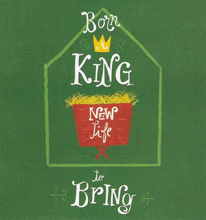 9781909919891-Born a King, New Life to Bring-Thornborough, Tim