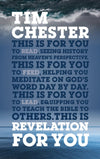 Revelation For You: Seeing history from heaven's perspective by Chester, Tim (9781909919976) Reformers Bookshop