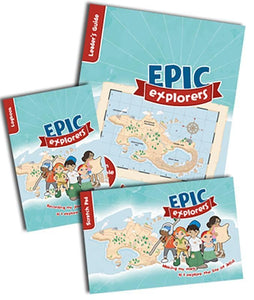 9781910307052-Epic Explorers Sample Pack-Pollard, Tamar & Locke, Nate Morgan