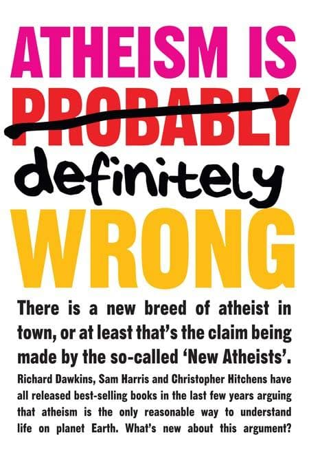 9781921441448-Atheism is Definitely Wrong-Grimmond, Paul