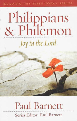 9781925041842-RTBT Philippians and Philemon: Joy in the Lord-Barnett, Paul