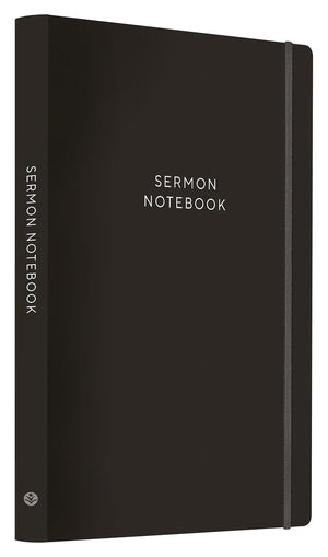 Sermon Notebook (Black) by (9781925424225) Reformers Bookshop
