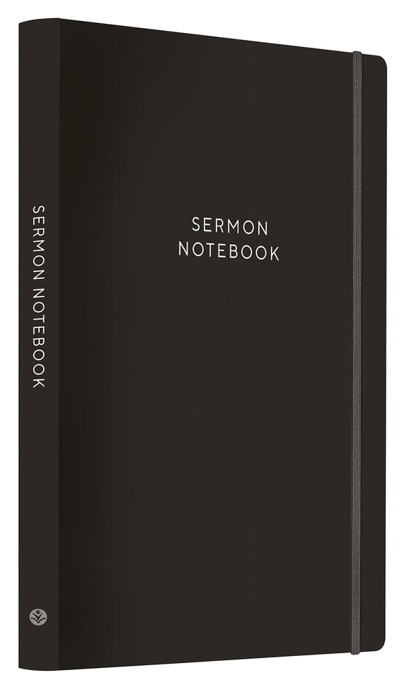 Sermon Notebook (Black)