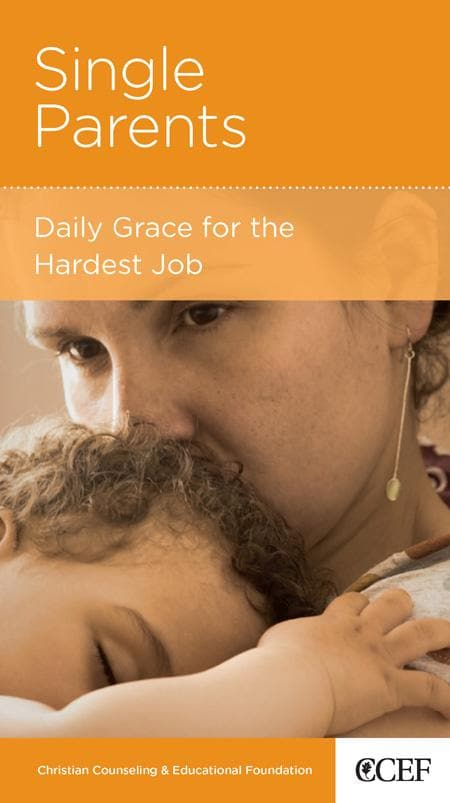 9781934885277-NGP Single Parents: Daily Grace for the Hardest Job-Jones, Robert