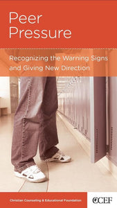 9781934885291-NGP Peer Pressure: Recognizing the Warning Signs and Giving New Direction-Tripp, Paul David