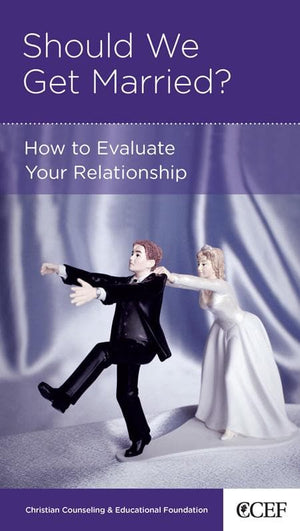9781934885338-NGP Should We Get Married: How to Evaluate Your Relationship-Smith, William
