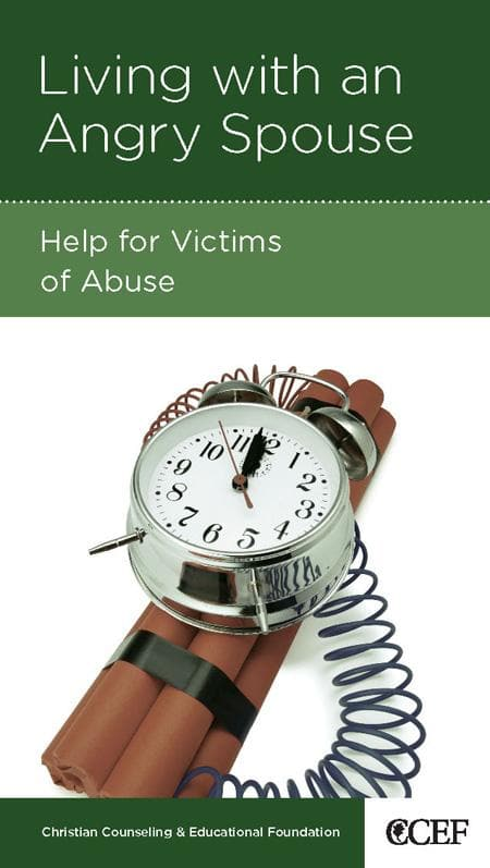 9781934885352-NGP Living with an Angry Spouse: Help for Victims of Abuse-Welch, Edward