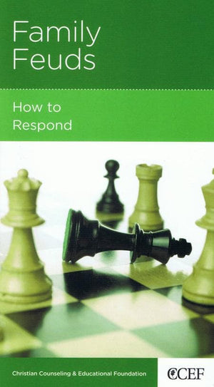 9781934885376-NGP Family Feuds: How to Respond-Lane, Timothy
