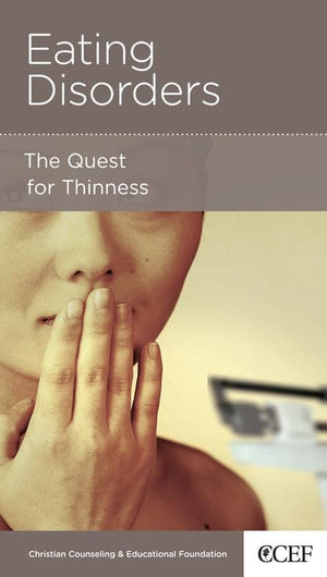 9781934885499-NGP Eating Disorders: The Quest for Thinness-Welch, Edward
