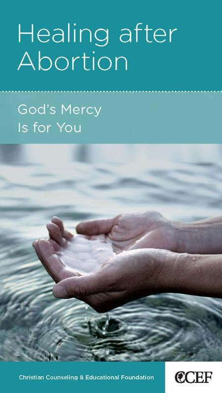 9781934885512-NGP Healing After Abortion: God's Mercy Is for You-Powlison, David