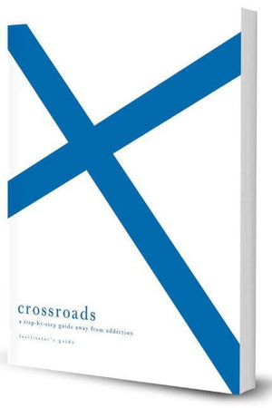 Crossroads: A Step-by-Step Guide Away from Addiction Facilitators Guide by Welch, Edward T. (9781934885932) Reformers Bookshop