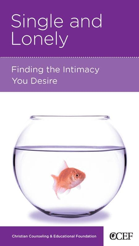 9781934885994-NGP Single and Lonely: Finding the Intimacy You Desire-Clark, Jayne