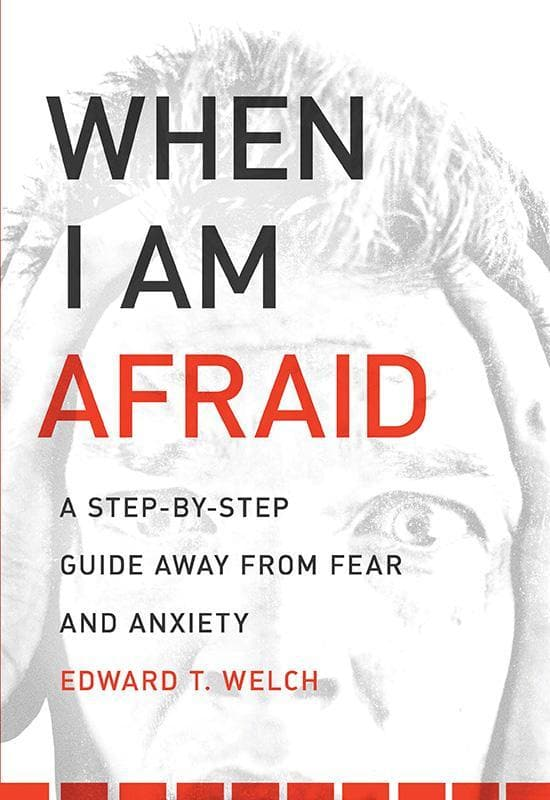 9781935273158-When I Am Afraid: A Step-by-Step Guide Away from Fear and Anxiety-Welch, Edward