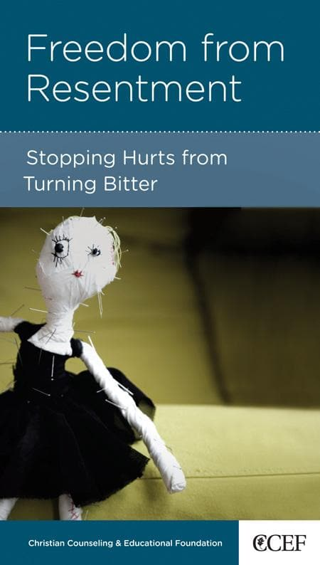 9781935273660-NGP Freedom from Resentment: Stopping Hurts from Turning Bitter-Jones, Robert