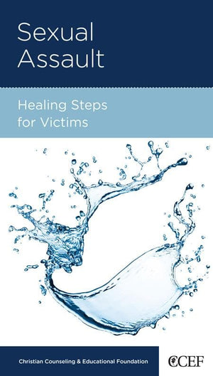 9781935273783-NGP Sexual Assault: Healing Steps for Victims-Powlison, David