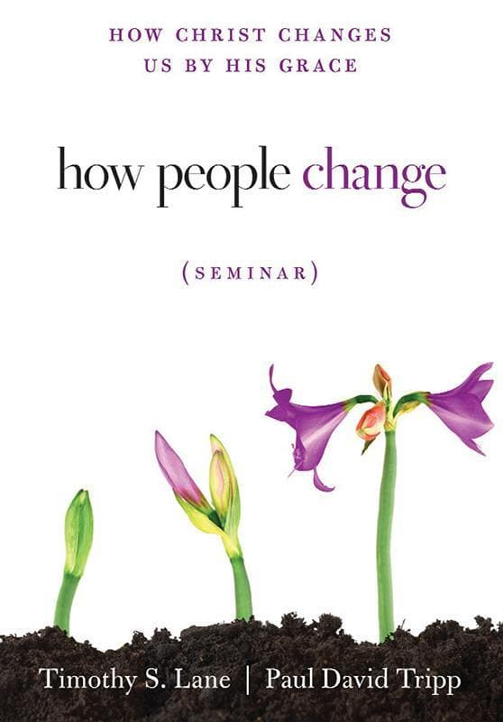 9781935273820-How People Change DVD: How Christ Changes Us By His Grace-Lane, Timothy S.; Tripp, Paul David