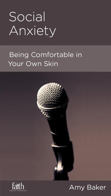 9781936768370-NGP Social Anxiety: Being Comfortable in Your Own Skin-Baker, Amy