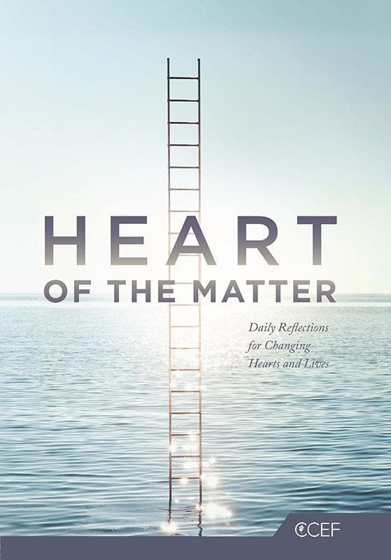 9781936768653-Heart of the Matter: Daily Reflections for Changing Hearts and Lives-CCEF