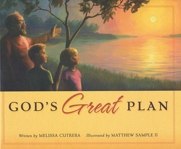 9781936908813-God's Great Plan-Cutrera, Melissa
