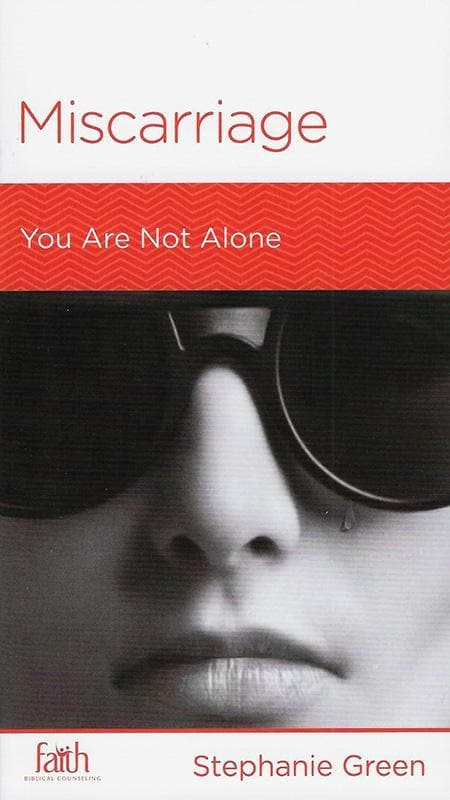 9781939946829-NGP Miscarriage: You Are Not Alone-Green, Stephanie