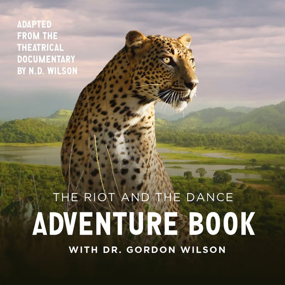 Riot and the Dance Adventure Book, The