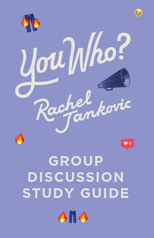 You Who? Group Discussion Study Guide by Jankovic, Rachel (9781947644960) Reformers Bookshop