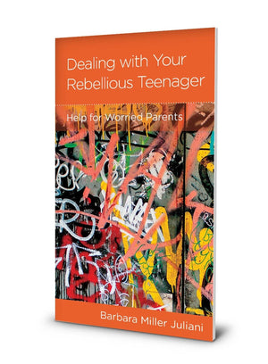 NGP Dealing with your Rebellious Teenager: Help for Worried Parents by Juliani, Barbara Miller (9781948130301) Reformers Bookshop