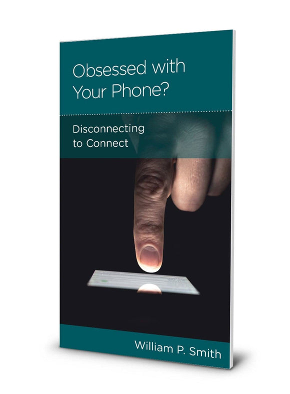 NGP Obsessed with Your Phone: Disconnecting to Connect