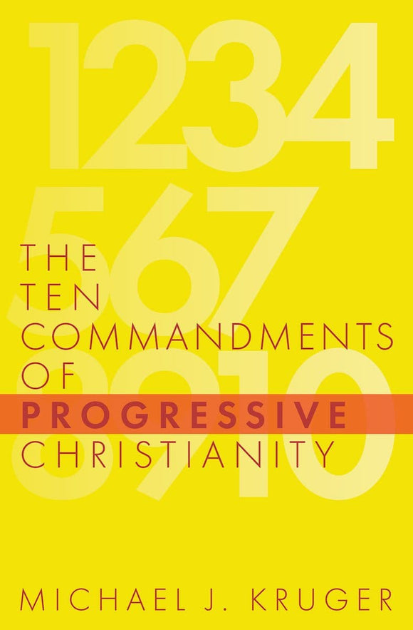 The Ten Commandments of Progressive Christianity
