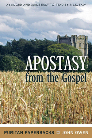 Apostasy From The Gospel | 9781848712065