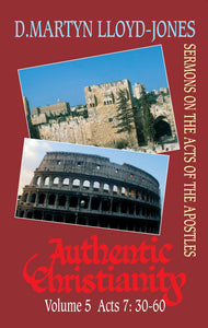 Authentic Christianity | 9780851519227