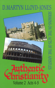 Authentic Christianity | 9780851518077