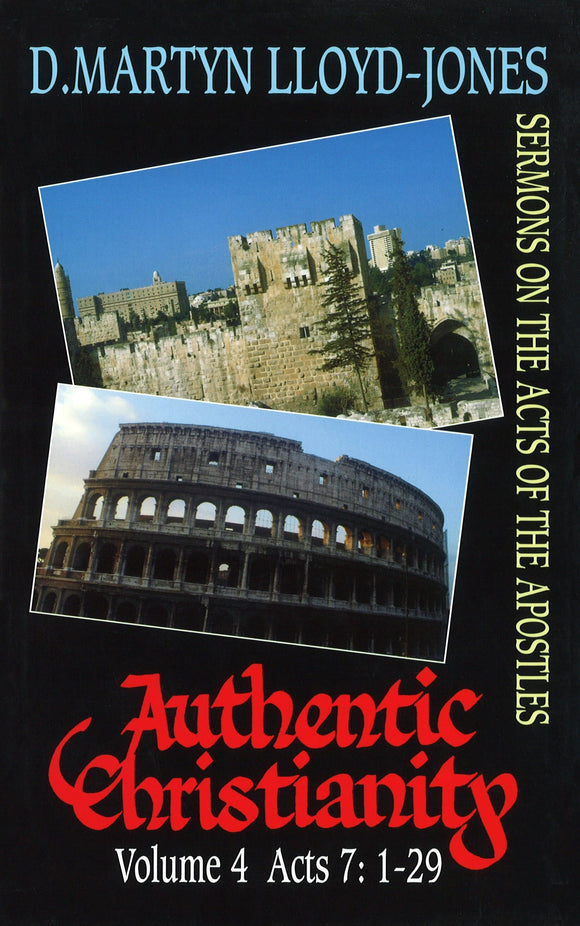 Authentic Christianity | 9780851518695