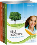 Bible Doctrine for Teens and Young Adults, 3 Vols. by Beeke, James W. (DOCTRINESET) Reformers Bookshop
