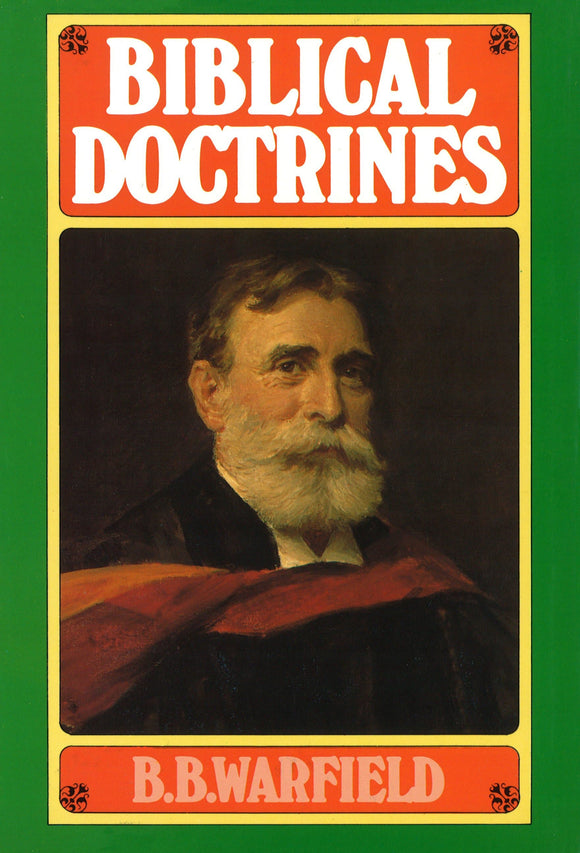Biblical Doctrines | 9780851515342