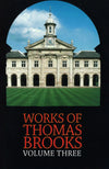 The Works of Thomas Brooks | Brooks Thomas | 9780851513058