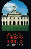 The Works of Thomas Brooks | Brooks Thomas | 9780851513089