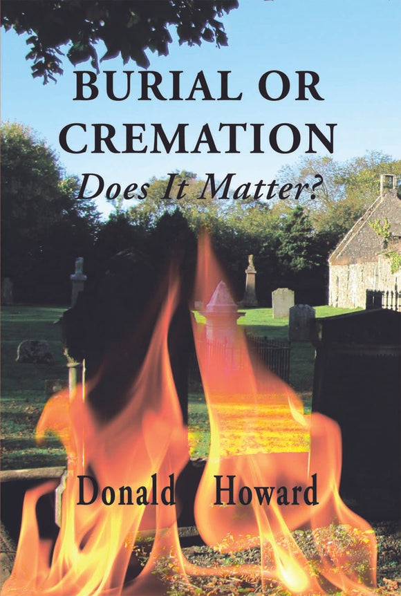 Burial or Cremation | 9780851518039