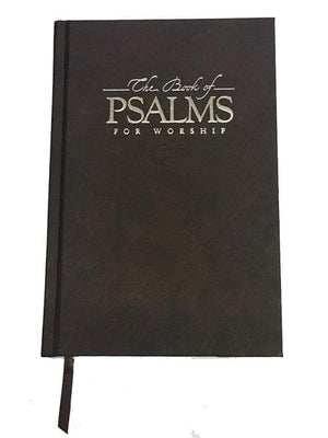 The Book of Psalms for Worship (Hardcover, 10th Anniversary Edition) by Psalter (CM10110) Reformers Bookshop