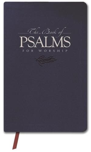 The Book of Psalms for Worship (Slim Edition) by Psalter (CM102) Reformers Bookshop