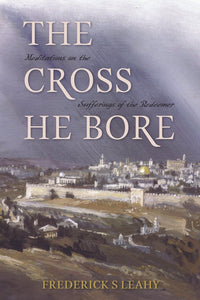 Cross He Bore | 9780851516936